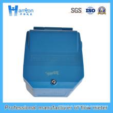 Medidor de nível ultra-sônico de nível de plástico Blue-All-in-One Ht-111
