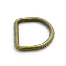 Factory price handbag hot sale custom accessory d rings hardware stainless steel d ring metal d ring