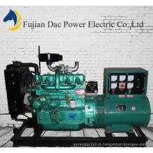 100kw gerador a diesel à prova de som baixo preço gerador silencioso de 125kva