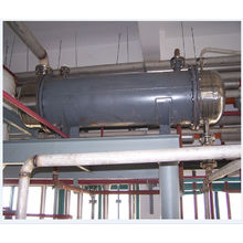 Shell and Tube Heat Exchanger for Plastic Production Machine