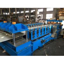 Walzenformmaschine aus Stahltür