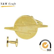Высокое Качество Новый Дизайн Запонки Pin Отворотом (Q09655)