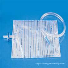 Cmub4 Medical Urin Drainage Tasche mit T Ventil