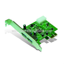 USB 3.0 2 port PCI-E Card, Super Speed USB3.0 PCI-E Adapter