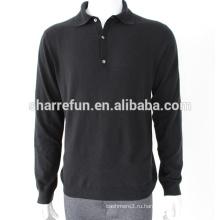 Фабрика качества продаж мода мужская кашемировый свитер