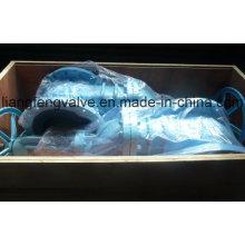 150lb Válvula de compuerta con extremos de brida RF