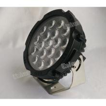 """24V 8 """"luz de conducción del poder más elevado de 180W LED"""