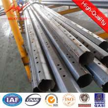 Type3t 50FT 55FT 60FT Electric Pole for Philippines