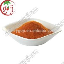 Free sample Ningxia orange Freeze Goji Berry Powder