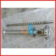 blow molding machine screw making