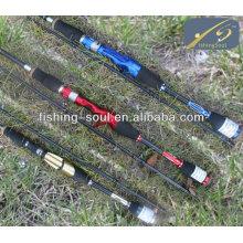CTR006 Brave barre de pêche au carbone