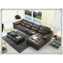 High Quality Living Room Leather Sofa Furniture (M221)