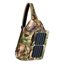 2017 Fournisseur d'or ECE-656 sac à dos en panne solaire pour camping