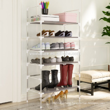 5 Tier Shoe Rack Stand Standing Storage Organizer for 20 pair shoes