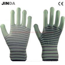 PU guantes de trabajo revestidos (PU004)