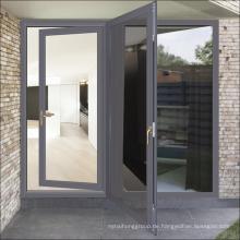 Bifold Doors Sliding System Double Tempered Glazed
