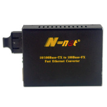 100KM Gigabit Fiber Media Converter