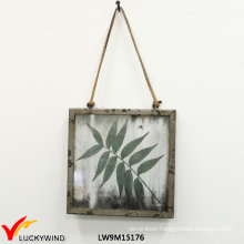 Antique Metal Home Decoration Iron Wall Hanging Picture