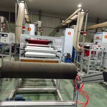 Spunbond nonwoven making facility