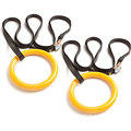 Adjustable Cam Buckle Non-slip Training Gymnastic Rings Strap