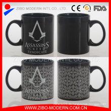 20oz keramische Farbe ändernde Kaffeetasse-Qualitäts-Sublimations-Becher