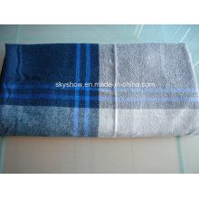 Modacrylic Inflight Plaid Blanket (SSB0170)