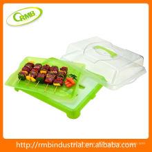 Heiße Plastikaufbewahrungsbox