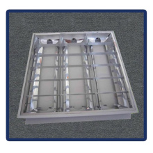 Tube Bracket, Recessed Mounted 1220*600 T5 4X40W Grille Lamp