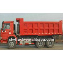 HOWO 6x4 dump truck,371hp tipper truck