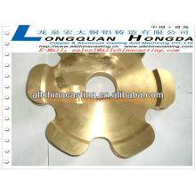 brass sand casting,copper casting,bronze casting parts