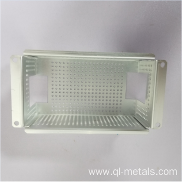 Aluminum Welding/Cutting Sheet Metal Parts Service