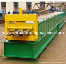 Automatic Floor Decking Metal Shaping Machine