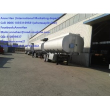 Carreta tanque de combustível SINOTRUK 50000 Litros