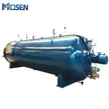 Automatic and semi-automatic rubber vulcanization tank rubber roller autoclave electric heating steam hose