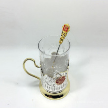 China Supplier Wholesale Mountable Beer Cup Holder With Handle For Drinkware