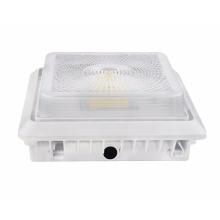 New design led canopy light 2nd Generation High CRI best Wholesale 125LM/W LED Parking Garage light