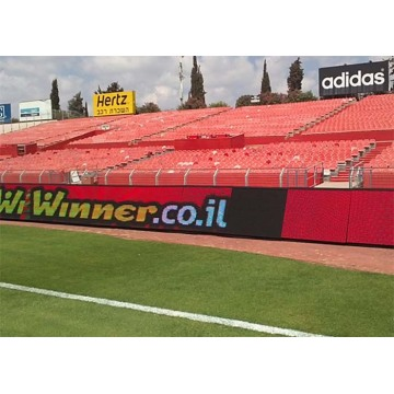 Anuncio de estadio Pantalla LED perimetral