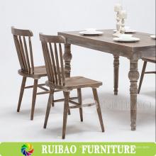 Оптовые Горячие продажи высокого качества Классический дизайн Деревянные стулья для гостиной