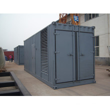 Low Noise Container Typ 750kVA / 600kw Diesel Generator