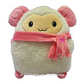2015 New arrival,plush USB rechargeable sheep hand warmer with knitted cover,