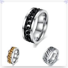 Joyas de moda de acero inoxidable joyas anillo (SR237)