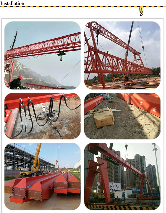 10 Ton Electric Hoist Gantry Crane