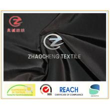 75D PU покрытием ткани памяти полу формы для одежды (ZCGF101)