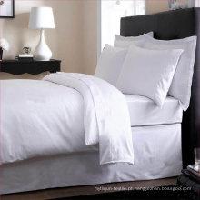 Conjunto de capa de edredão 100% bambu super-soft hotel (dpfb8004)