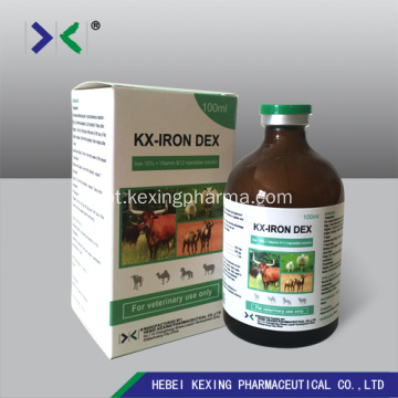 Animal Iron + Vitamina B12 50ml Injecção