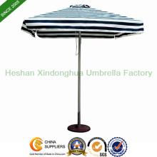 2mx2m Aluminium Markt Sonnenschirm für Garten (PU-2020A)