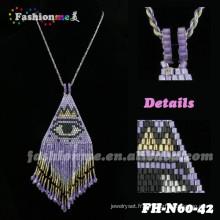 FH-N60 de bijoux africains perles figurant Fashionme