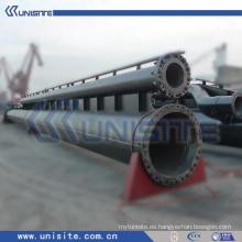 Tubo de dragado de succión de calidad hign para draga de tolva de succión trasera (USC-3-003)