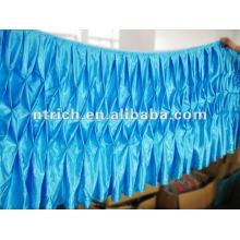 Fascinante!!! 2012 banquetes manteles estilo, falda de la tabla, estilo de nido de abeja, diseño de moda