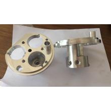 Services d'usinage CNC Pièces de précision en aluminium et en plastique